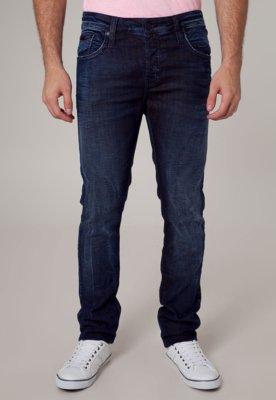 Calça Jeans Colcci Reta Felipe Azul