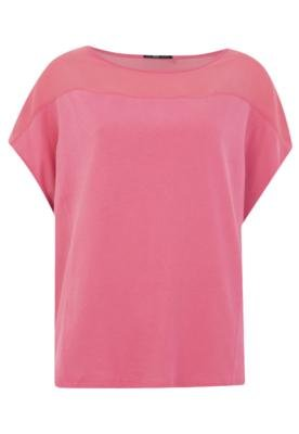 Blusa Canal Ever Rosa