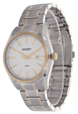 Relógio Orient MTSS1085 S1SK Prata