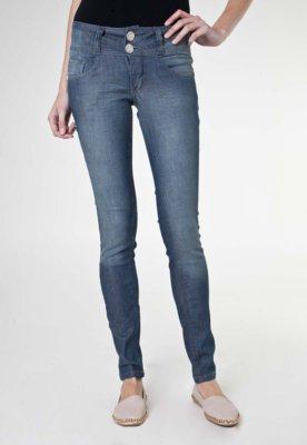 Calça Jeans Biotipo Skinny Glam Azul