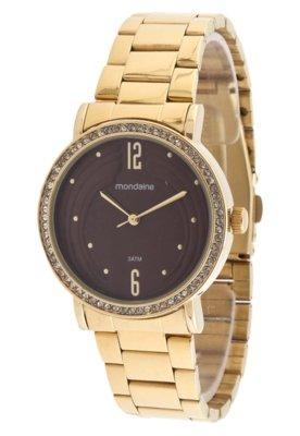 Relógio Mondaine 60424LPMEDE1 Dourado