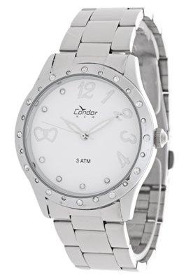 Relógio Condor KW26765B Prata