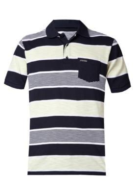 Camisa Polo Ellus 2ND Floor Pocket Listra