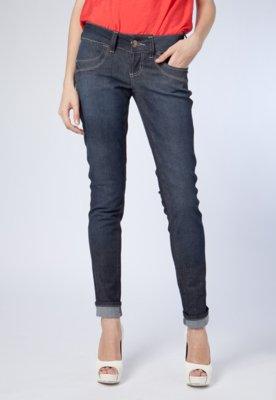 Calça Jeans Skinny Strawberry Style Azul - Colcci