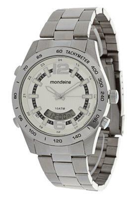 Relógio Mondaine W9448GOMBNA1U Prateado