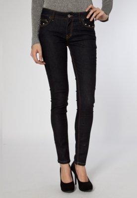 Calça Jeans Ellus Fit Guide Azul
