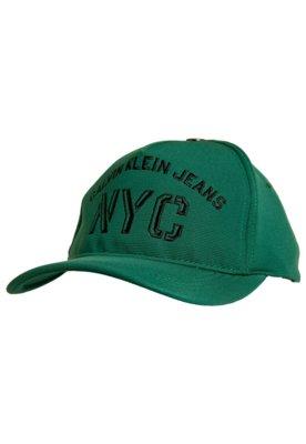 Boné Calvin Klein Jeans Modern Verde