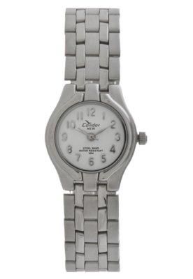 Relógio Condor KT25161/B Prata