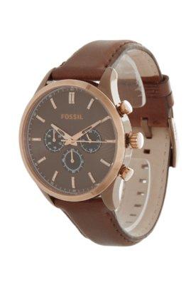 Relógio Fossil FFS4632Z Marrom