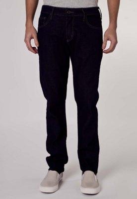 Calça Jeans Triton Straight Gils Gilson Azul