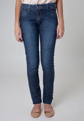 Calça Jeans Sawary Skinny Sky Azul