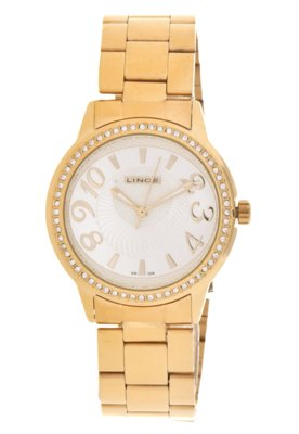 Relógio Lince LRG4049L S2KX Dourado