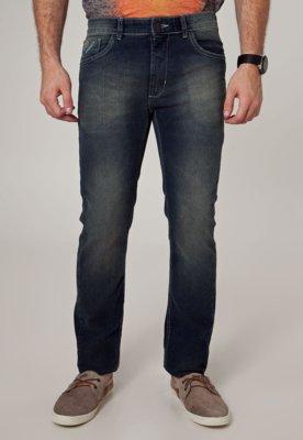 Calça Jeans TNG Skinny Desfiados Azul