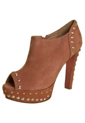 Ankle Boot My Shoes Tachas Rosê