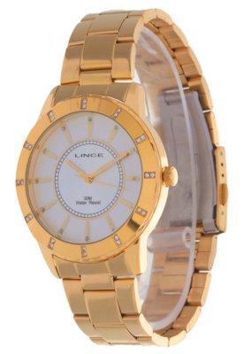 Relógio Lince LRG4177L S1KX Dourado
