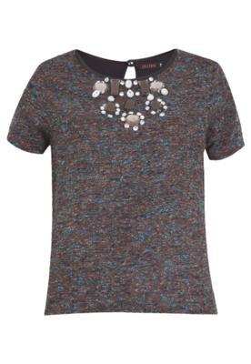 Blusa SPezzato Style Marrom