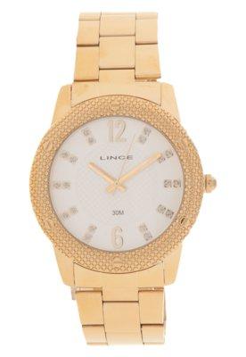 Relógio Lince LRGJ017L S2KX Dourado