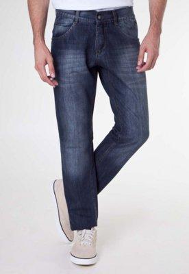 Calça Jeans Biotipo Reta Night Azul