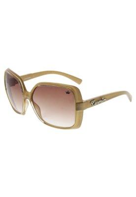 Óculos de Sol Carmim Charm Dourado