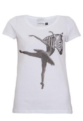 Blusa Anamac Ballet Branca