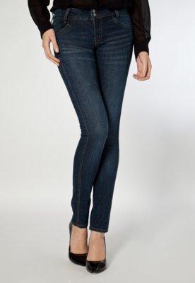 Calça Jeans MNG Barcelona Skinny Lizzy Azul