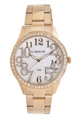 Relógio Lince LRGJ019L B2KX Dourado