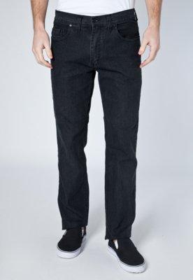 Calça Jeans FiveBlu Paul Preta