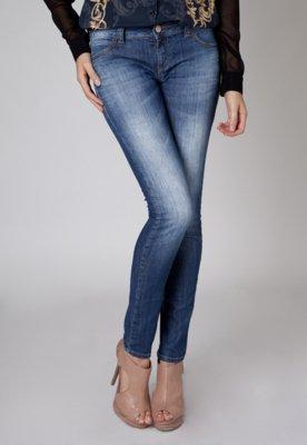 Calça Jeans Colcci Skinny Sexy Style Azul