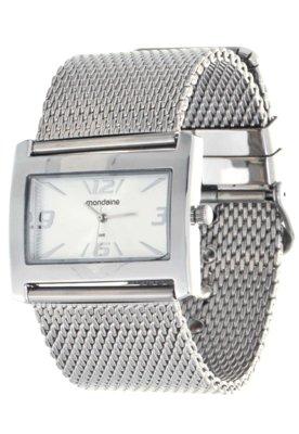 Relógio Mondaine 83148L0MFNE2 Prata