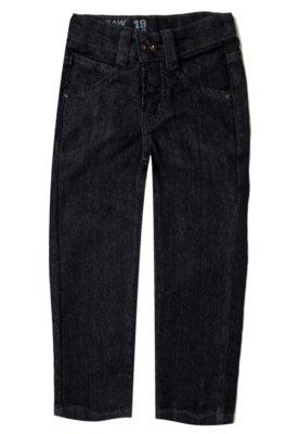 Calça Jeans Skinny Banana Danger Unik Azul