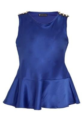 Blusa Anna Flynn Mood Azul
