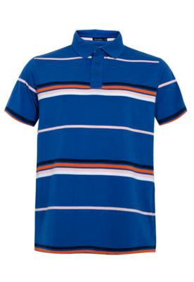 Camisa Polo FiveBlu Style Azul