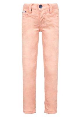 Calça Jeans Calvin Klein Kids Skinny Sommer Laranja