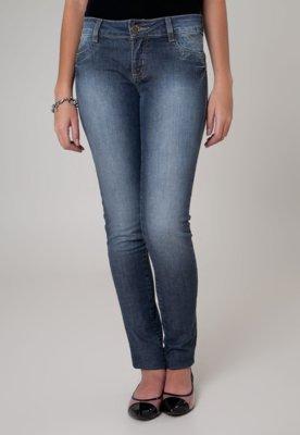 Calça Jeans Sawary Skinny Blow Azul