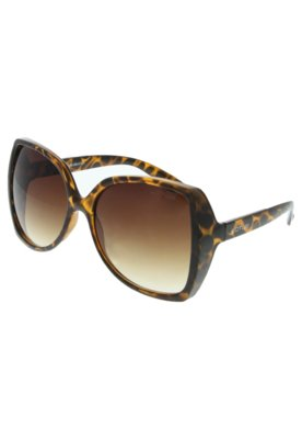 Óculos de Sol Lotus Crazy Marrom