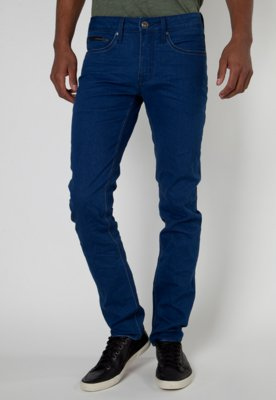 Calça Jeans Calvin Klein Jeans Skinny Usual Azul