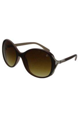 Óculos Solar Anna Flynn Luxury Marrom