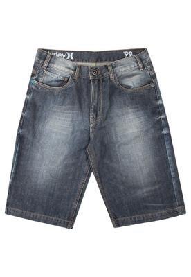 Bermuda Jeans Original Azul - Hurley