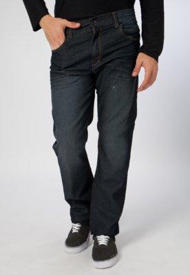 Calça Jeans Reta Ellus River Azul