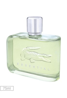 Eau de Toilette Essential Masculino 75ml - Perfume - Lacoste...