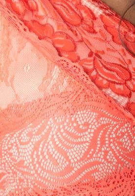 Vestido Isabelle Drummond Coral - NightStar