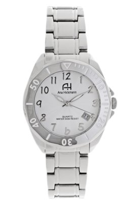 Relógio AH28624Q Prata - Ana Hickmann