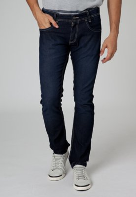 Calça Jeans Skinny Style Azul - Mandi