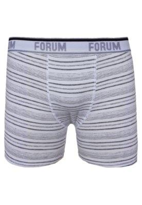 Cueca Boxer Forum Lima Branca