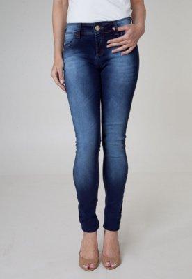 Calça Jeans Colcci Skinny Lifestyle Azul