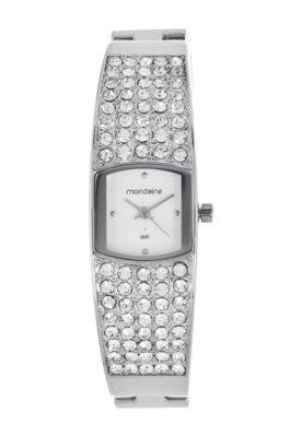 Relógio Mondaine 60380L0MNNM1 Prata