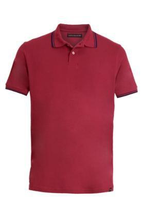 Camisa Polo Lucca Salvatore Use Vermelho