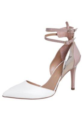 Sapato Scarpin Tabita Welsh Nude