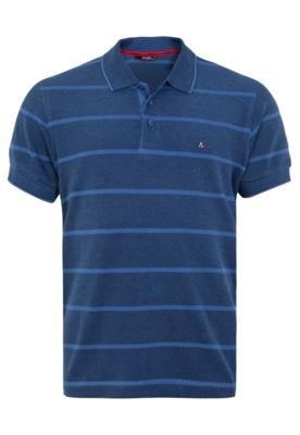 Camisa Polo Aramis Night Azul