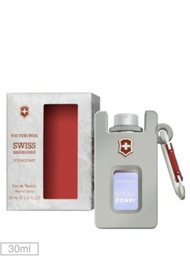 Eau de Toilette Victorinox Snow Power 30ml - Perfume
